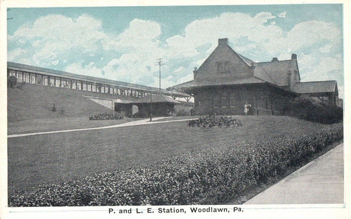 Woodlawn Station
