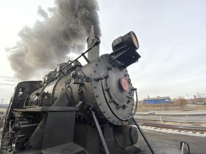Steam Engine #11