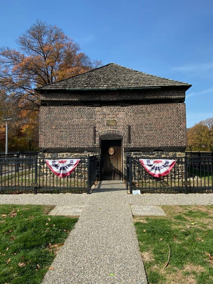 Fort Pitt Blockhouse