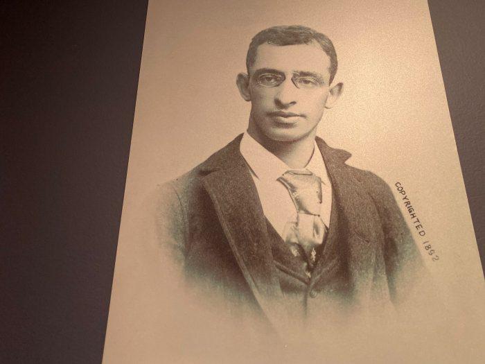 Alexander Berkman Portrait