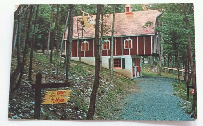 Old MacDonald's Barn at Storyland