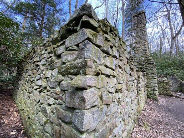 Stone Corner of Ruins