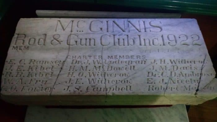 McGinnis Rod and Gun Club
