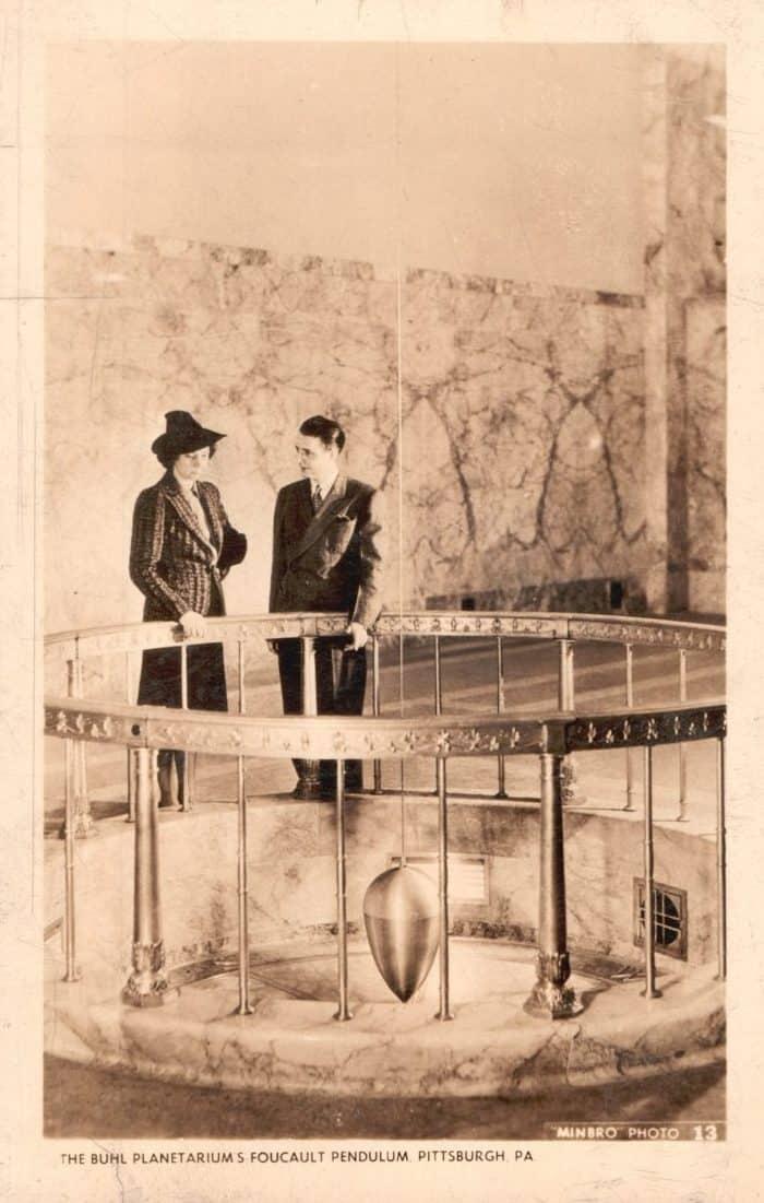 Foucault Pendulum at Buhl Planetarium