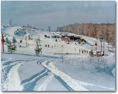 White Mountain Ski Area