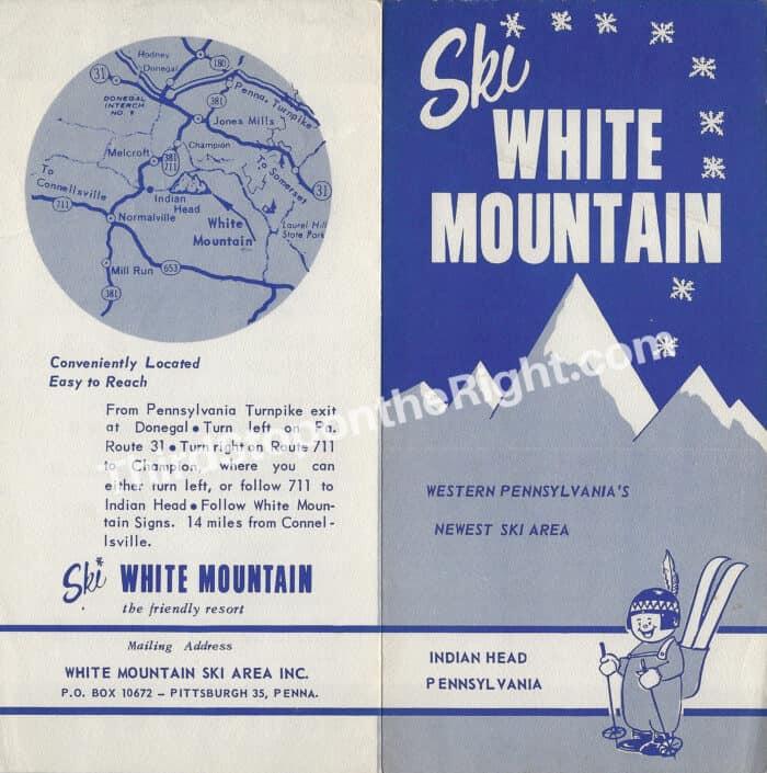White Mountain Brochure