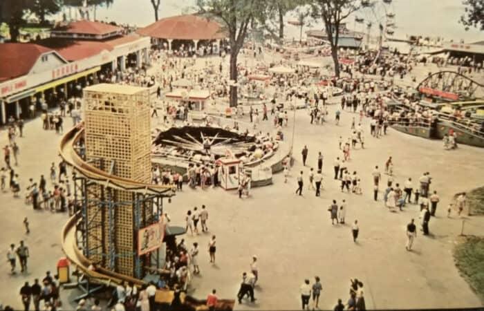 Vintage Chippewa Postcard