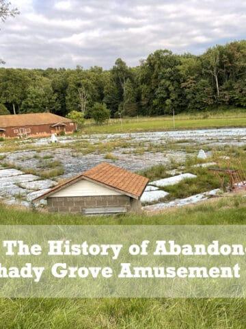 The History of Abandoned Shady Grove Amusement Park