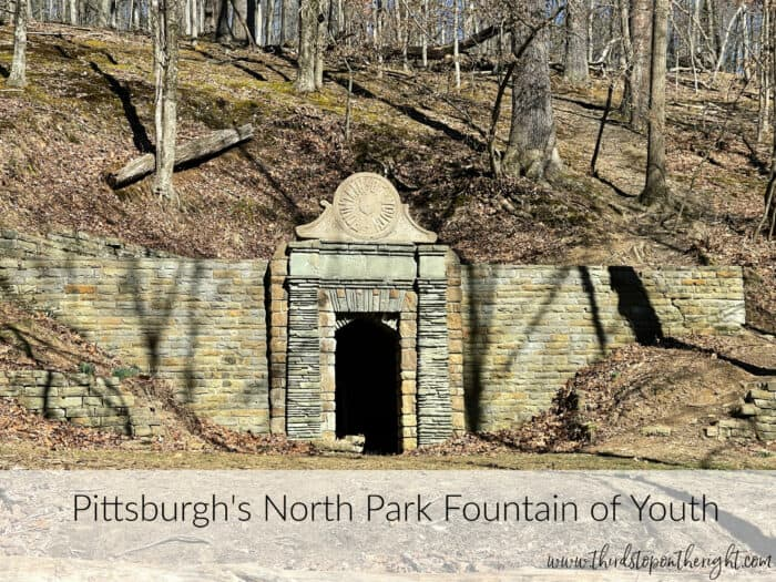 North Park Fountain of Youth